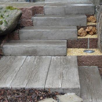 Stone Wood Block, Blockstufe