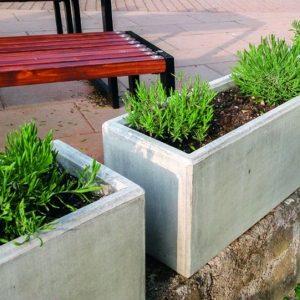 Pflanzgefäße, Modern Plant Pot,