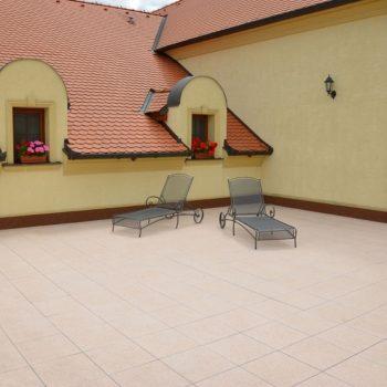 Terrassenplatten, Live Style 1